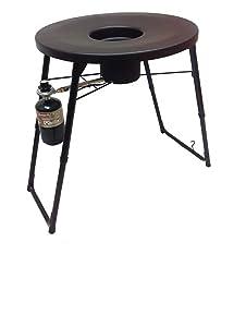 Fryin' Saucer Guys Outdoor Portable Propane Deep Fryer
