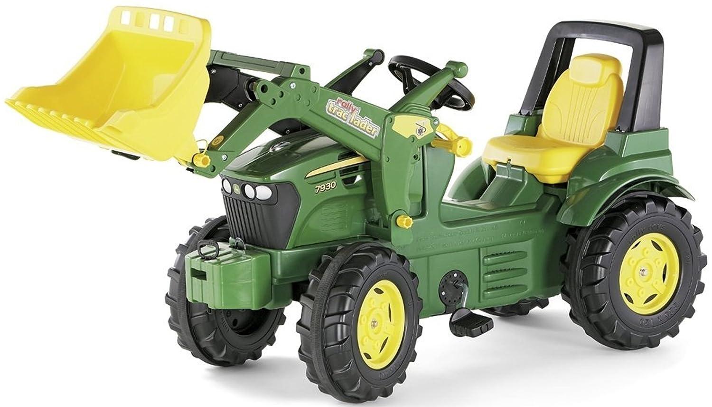 Rolly Toys John Deere 7930 mit Frontlader -  Rolly Toys 710027 - John Deere Trettraktor