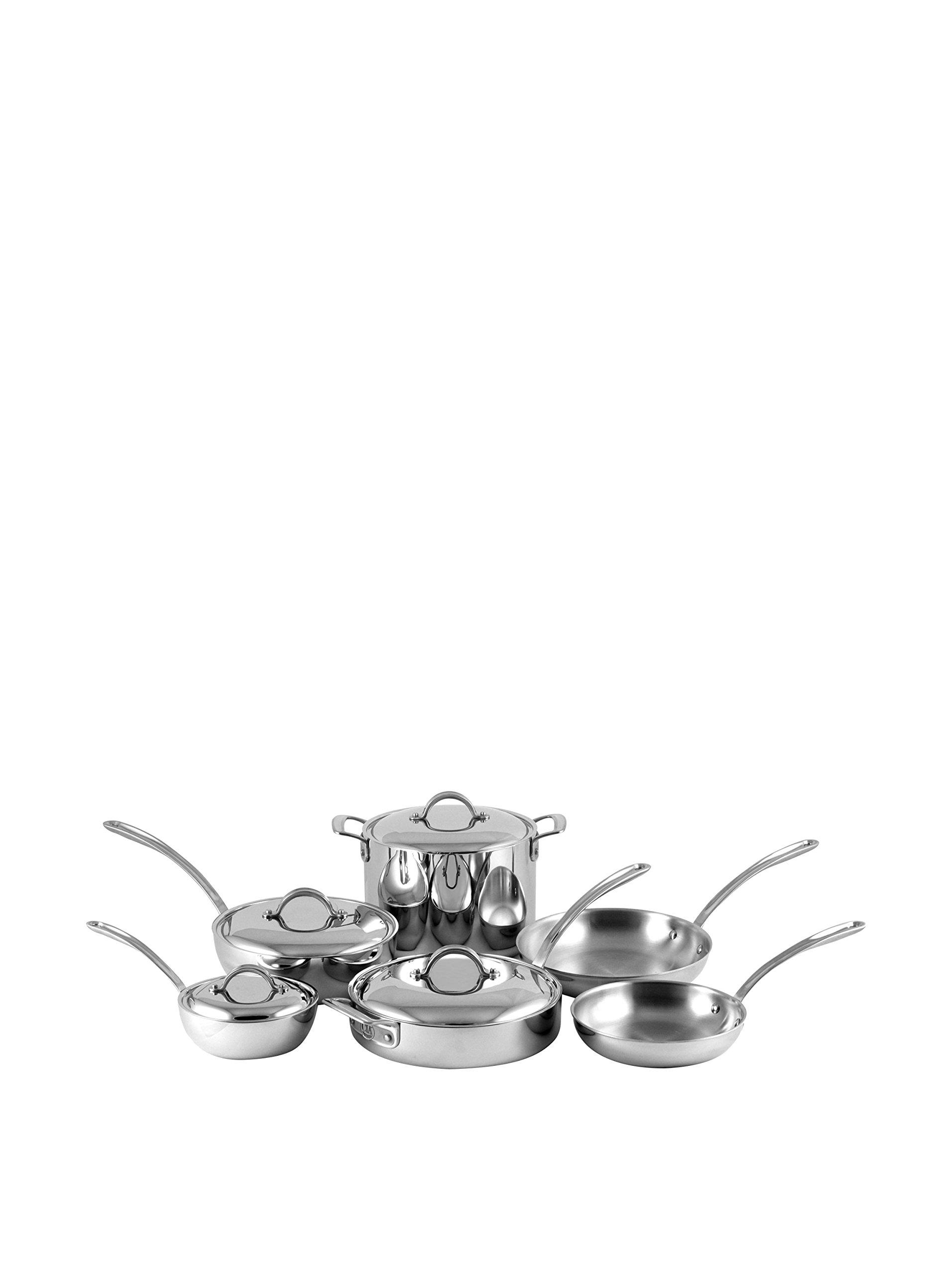 Culinary Institute of America 10-Piece Cookware Set