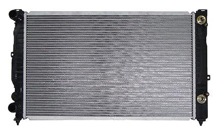 Depo 341-56002-030 Radiator (VOLKSWAGEN PASSAT 1.8/1.9L L4 98
