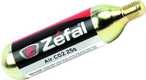 ZEFAL CO2 25G - Bomba, Color Plata, Talla UK: 25 G: Amazon.es ...