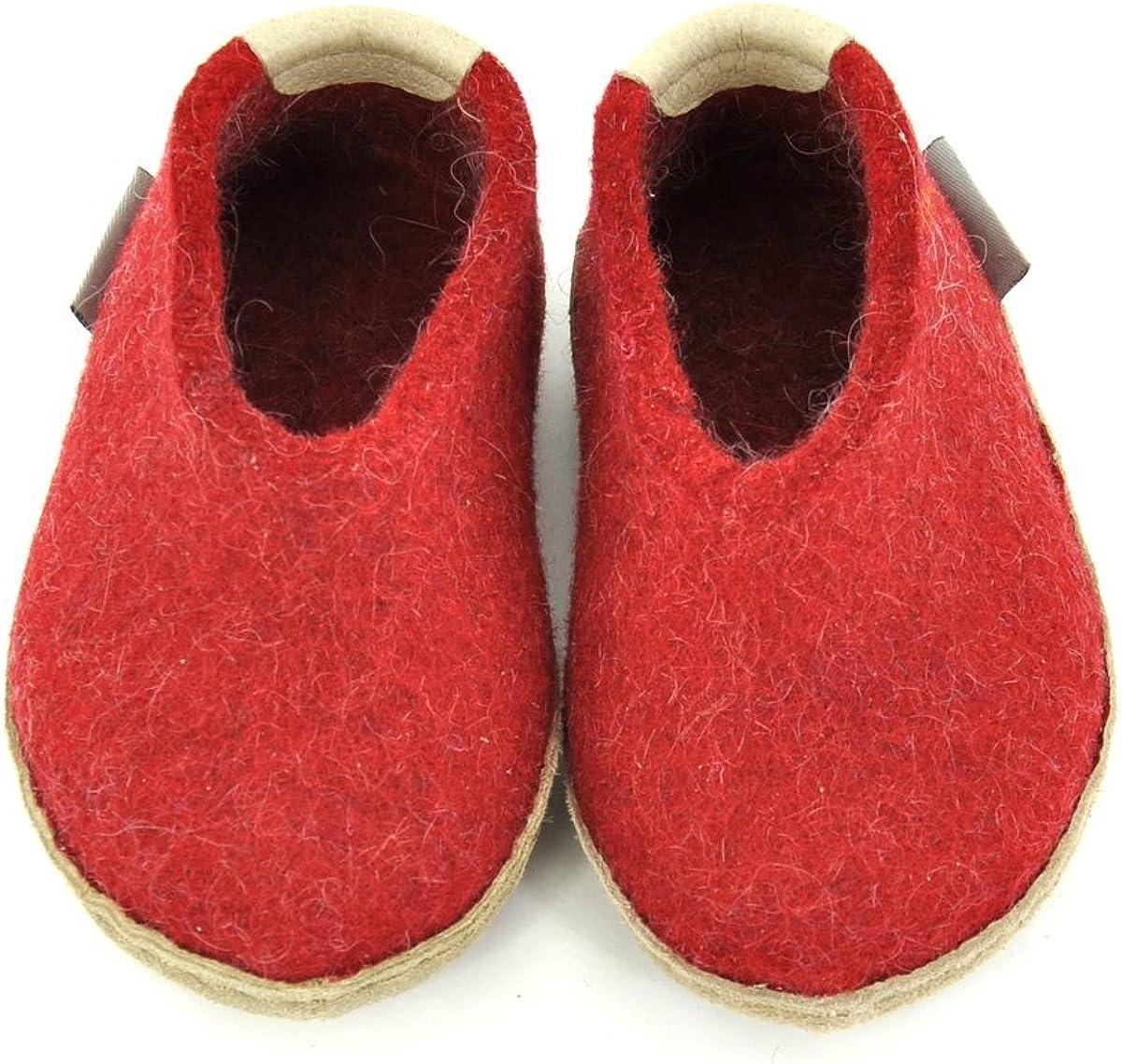 Felt Shoes Toddler Glerups Kids AK-08