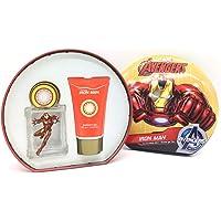 Marvel Avengers Iron Man Gift Set For Kids, Eau De Toilette, 50 ml + Shower Gel, 75 ml