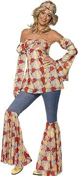 70er años para disfraz de hippie de vestuario 60er años disfraz ...