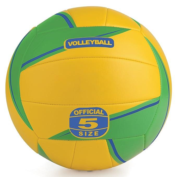 Toyrific B303 - Pelota de Voleibol de Tacto Suave Oficial para ...