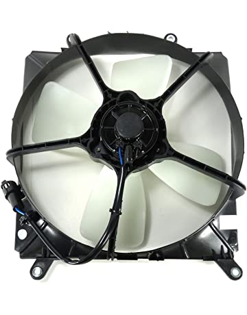 Radiator Cooling Fan Assembly w/Motor for Toyota Corolla