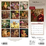 Teddy Bears 2020 12 x 12 Inch Monthly Square Wall