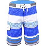 Nonwe Men's Quick Dry Swim Trunks Colorful...