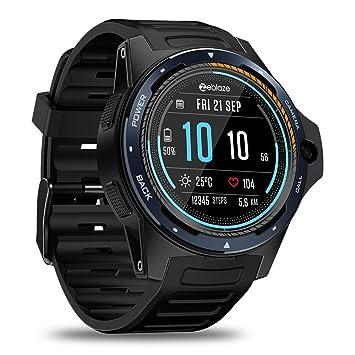 Heomeyb Thor 5 Dual Chipset Smart Watch 4G Bandas LTE globales 8MP ...