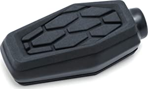 Kuryakyn 5913 Motorcycle Foot Control: Hex Shift/Brake Peg for Indian, Victory Motorcycles, Satin Black, Pack of 1