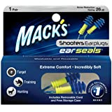 Mack's Shooters Ear Seals Ear Plugs, 1 Pair