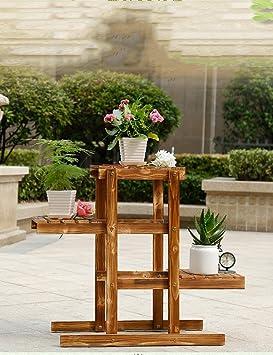 LB Pérgolas de madera, madera de flores de múltiples capas, madera montados en la