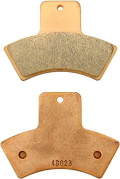 Brake Pads FITS POLARIS WORKER 500 1998 1999 2000 2001 2002 Front Rear Brakes