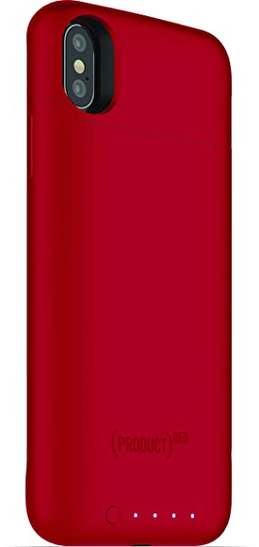 info for 1c257 70000 mophie Juice Pack case for Apple Air iPhone X - Red: Amazon.co.uk ...
