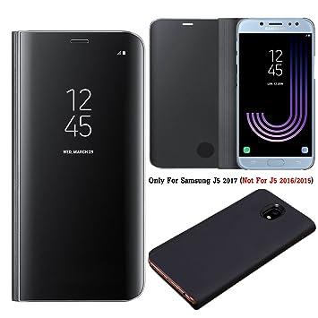 Guran® Mirror Efecto Espejo Funda para Samsung J5 2017 (Euro ...