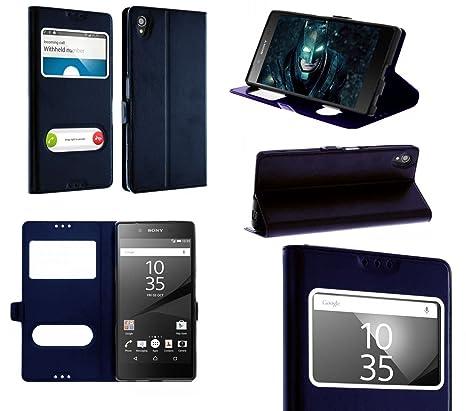 tui à fenêtre Sony Xperia L1 - Bleu YBqPmQ