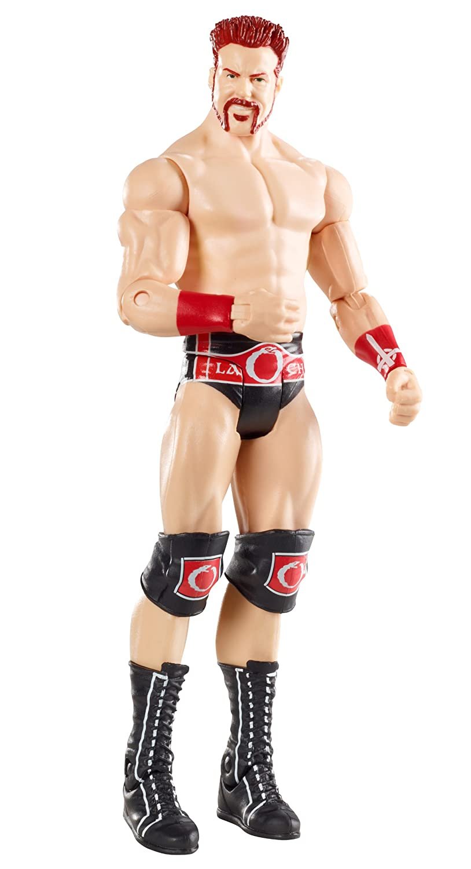 Amazon Mattel Wwe Sheamus Figure Series 24 Toys Games