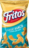 Fritos Ranch Flavored Corn Chips, 9.25 Ounce