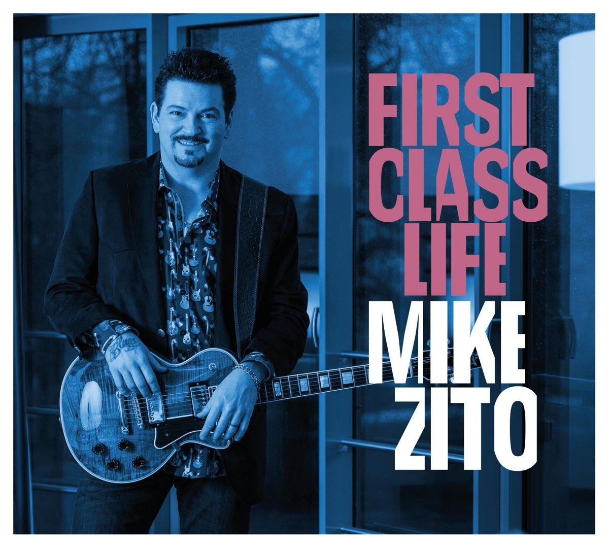 CD : Mike Zito - First Class Life (CD)