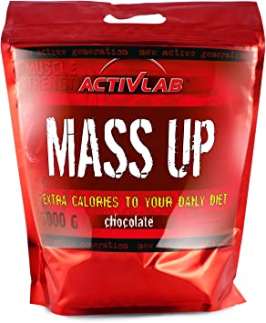 Mass Up 5000 g Chocolat de Activlab