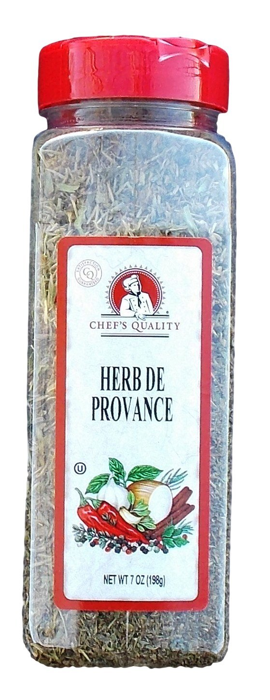 Chefs Quality Herbs De Provance, 7 Oz.