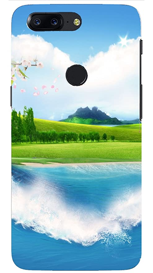 Printed Back Cover for Mi A1 / Xiaomi Mi A1: Amazon in
