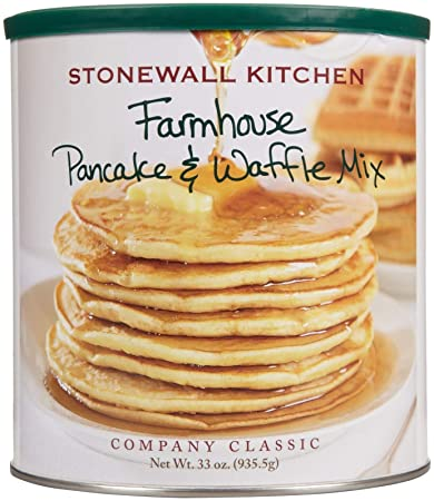 amazon com stonewall kitchen farmhouse pancake waffle mix 33 oz rh amazon com