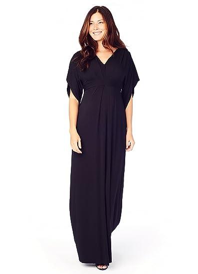 cb5d7a8d63665 Ingrid & Isabel Womens Kimono Maxi Dress Short Sleeve Dress: Amazon ...
