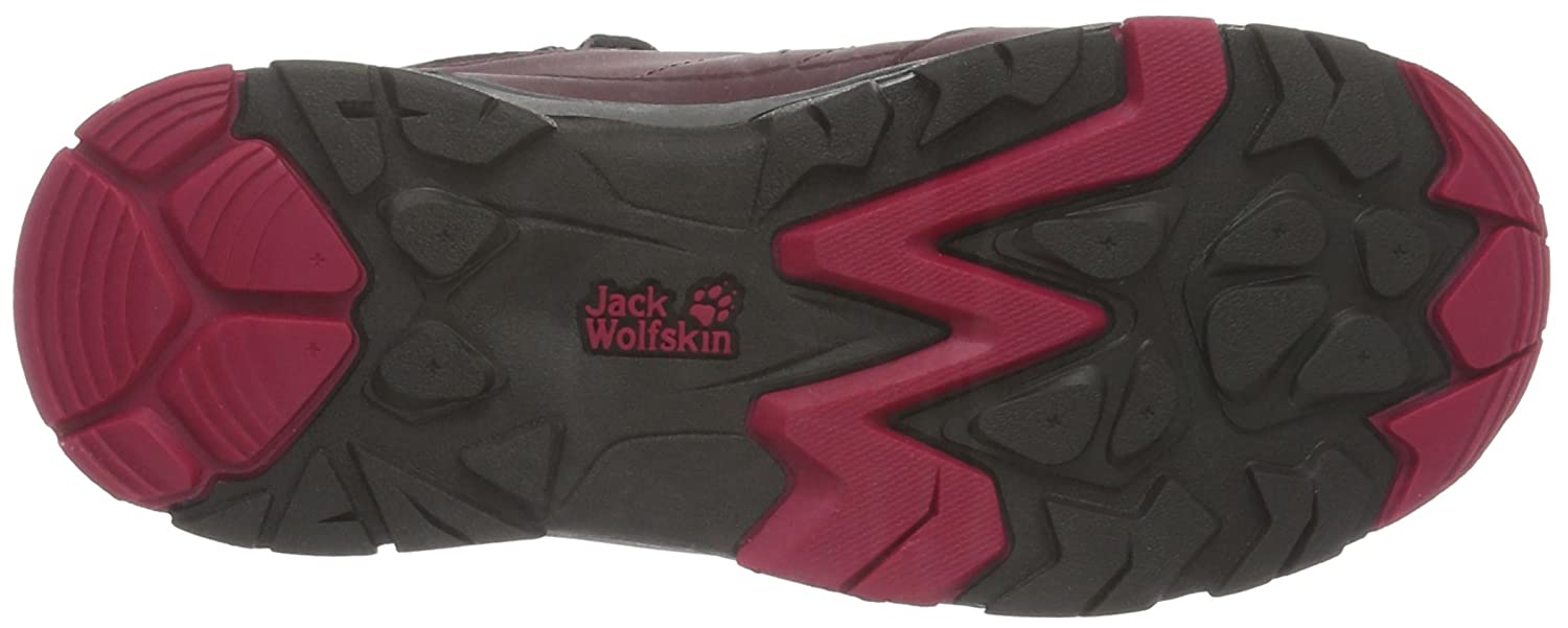 Jack Wolfskin Kids MTN Attack 2 Texapore MID VC K Hiking Boot