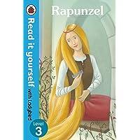 Read It Yourself Rapunzel (mini Hc)