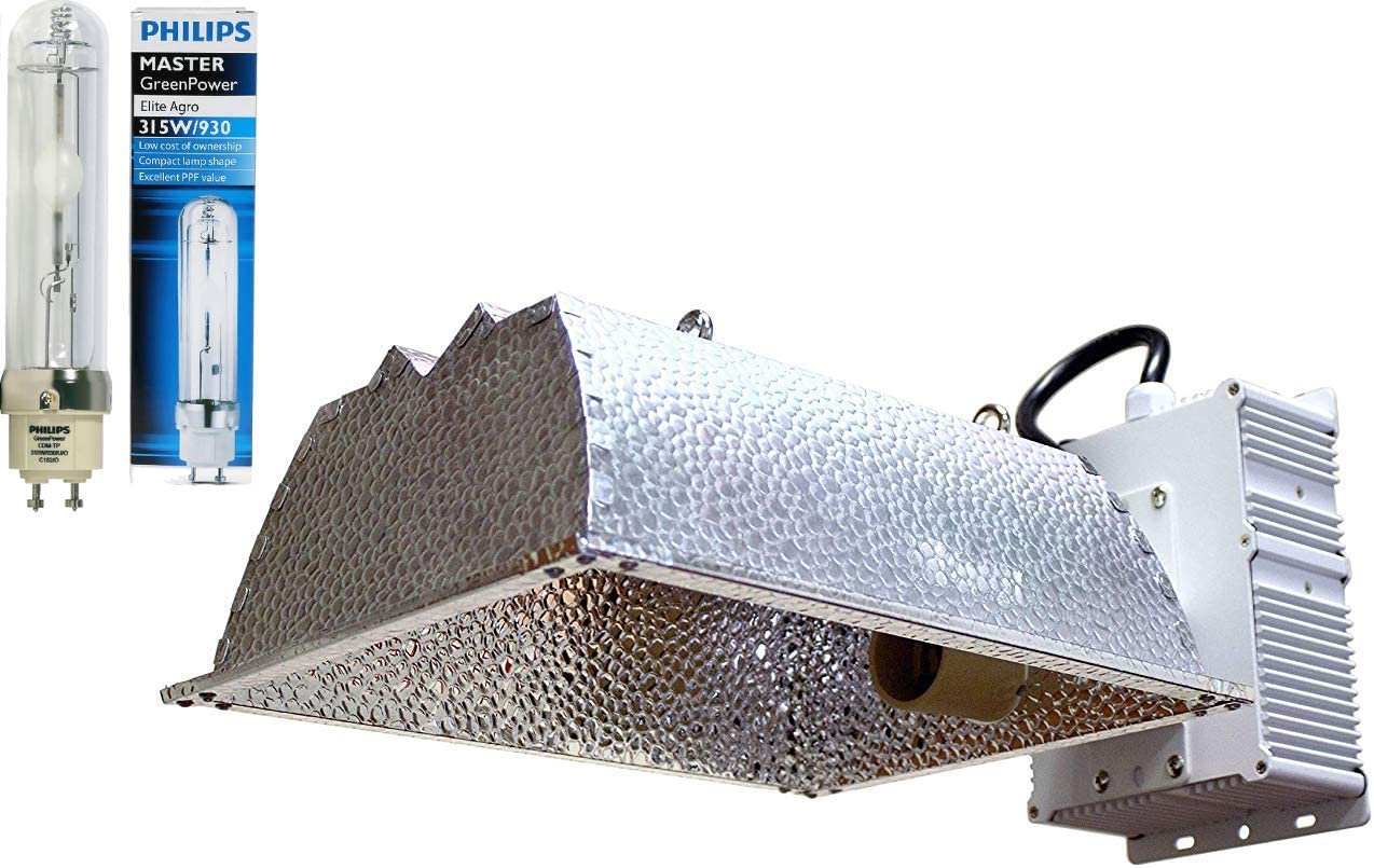 Grow Co. 315W Ceramic Metal Halide CMH System