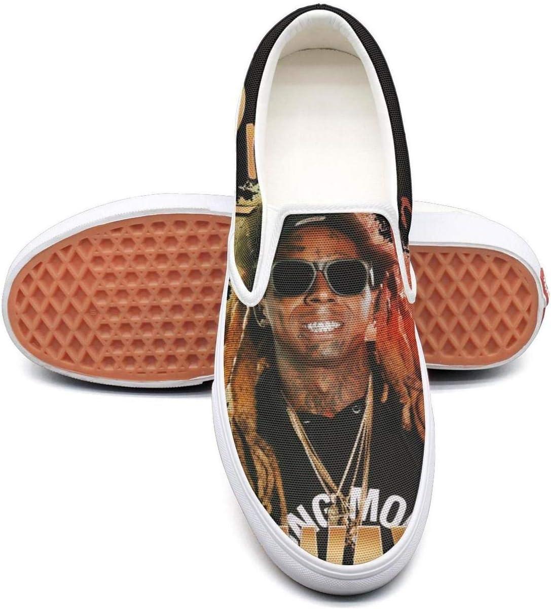 GAKIIER Fashion Boys Lil-Wayne-at-Drais-Nightclub Tennis Shoes for Mens
