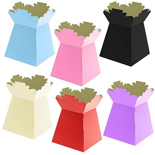 Flower Boxes For Bouquets Amazon