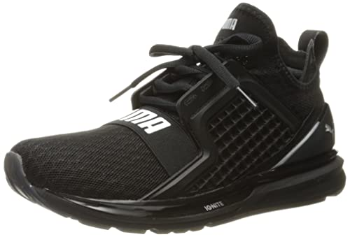 Zapato de entrenamiento cruzado Ignite Limitless para hombres, Puma Black, 4.5 M US