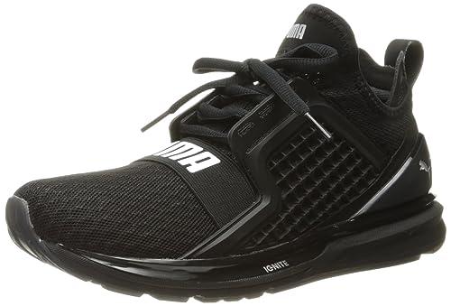 d2bc7f2644fa Amazon.com   PUMA Men s Ignite Limitless Cross-Trainer Shoe   Track ...