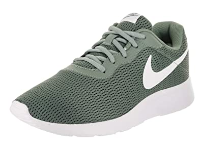 competitive price a2f66 c74fa Image Unavailable. Image not available for. Color  NIKE Men s Tanjun  Sneakers, Breathable Textile Uppers and Comfortable Lightweight Cushioning