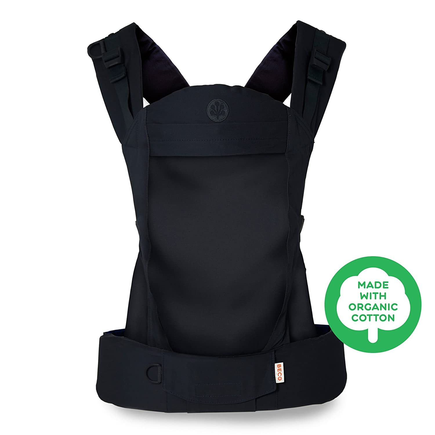 5b878d54438 Amazon.com   Beco Soleil Baby Carrier - Metro Black Organic   Child Carrier  Products   Baby