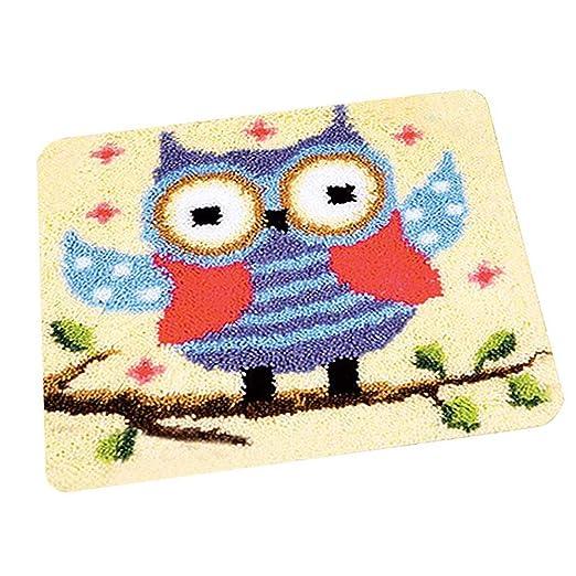 Winter Winner Kit de alfombras de Gancho para Principiantes ...