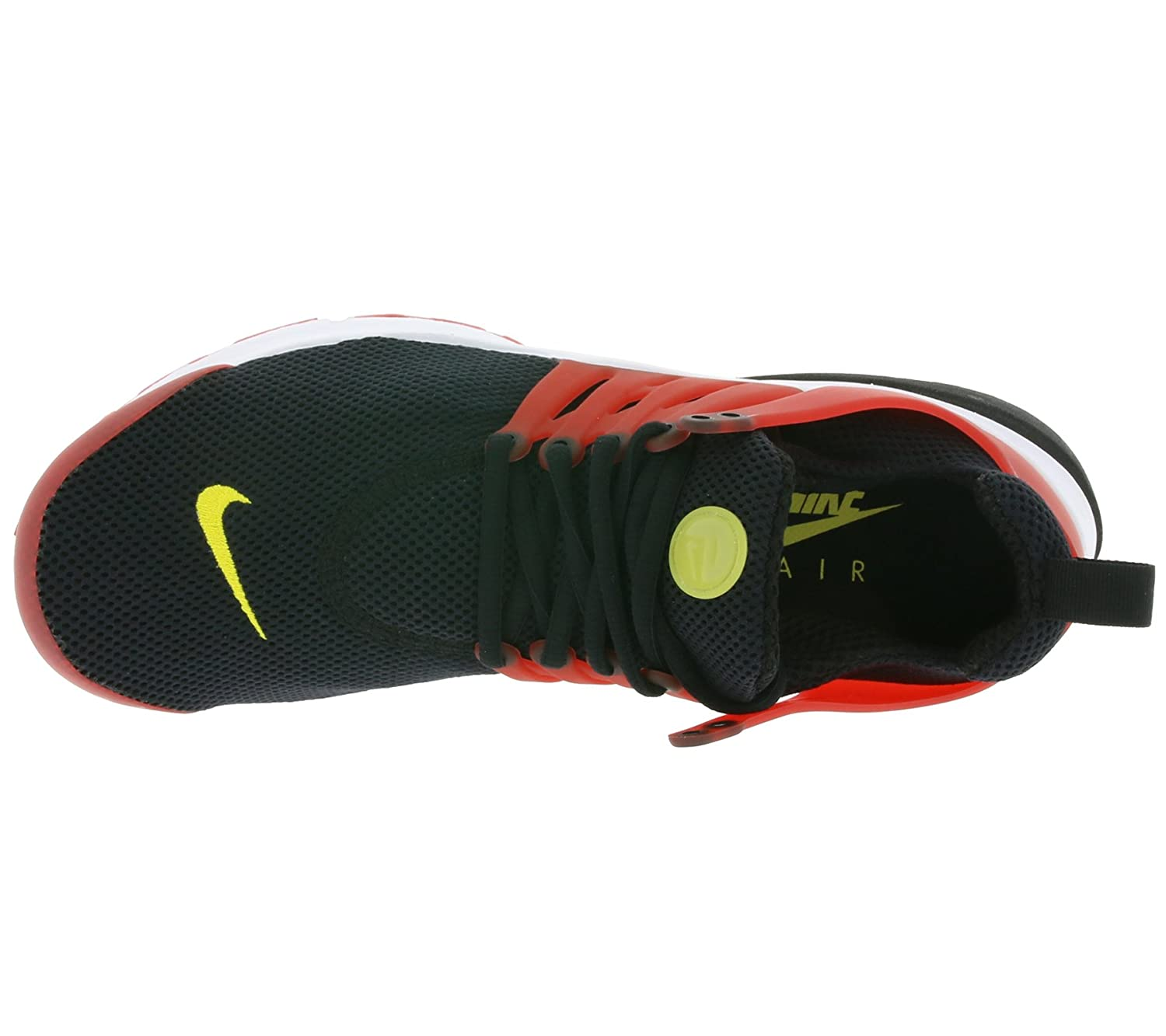 NIKE Men's Air Presto Yellow/University Essential B0081R2V10 12 D(M) US|Black/Tour Yellow/University Presto Red/White 0d55c8