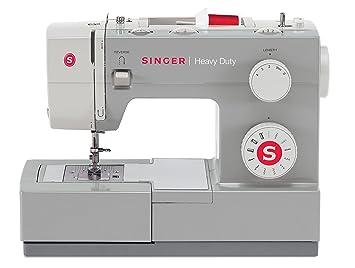 SINGER Heavy Duty Automatic sewing machine Eléctrico - Máquina de coser (Eléctrico, El pie