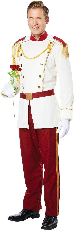 Mens Royal Storybook Prince Costume: Clothing