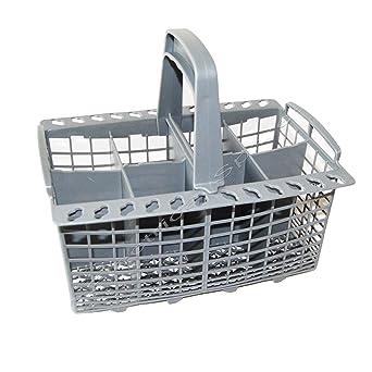 Universal – Cubertero para lavavajillas Hotpoint Beko Indesit AEG Bosch auténtica Hoover bandeja superior calidad Compatible