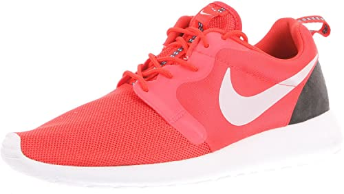 huge discount b062b c233a ... sweden nike nike roshe run hyp sneaker uomo rosso light crimson black  pure platinum 76f20 349f5