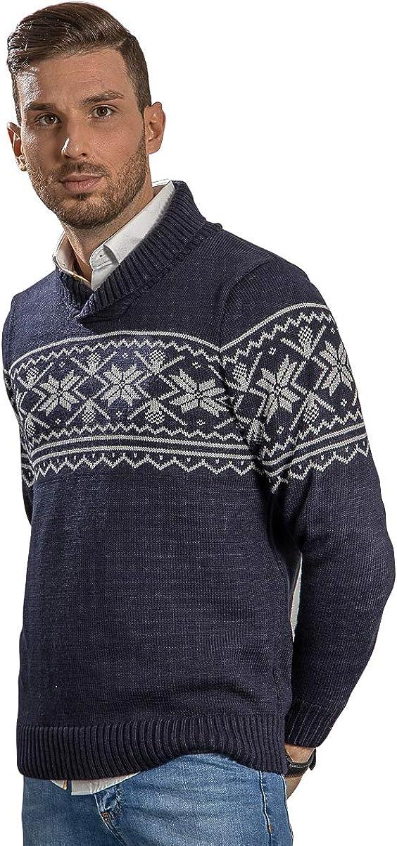 Jersey Hombre Invierno Ideal para EL Frio.