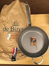 Amazon Com Debuyer Mineral B Element Iron Frypan Round
