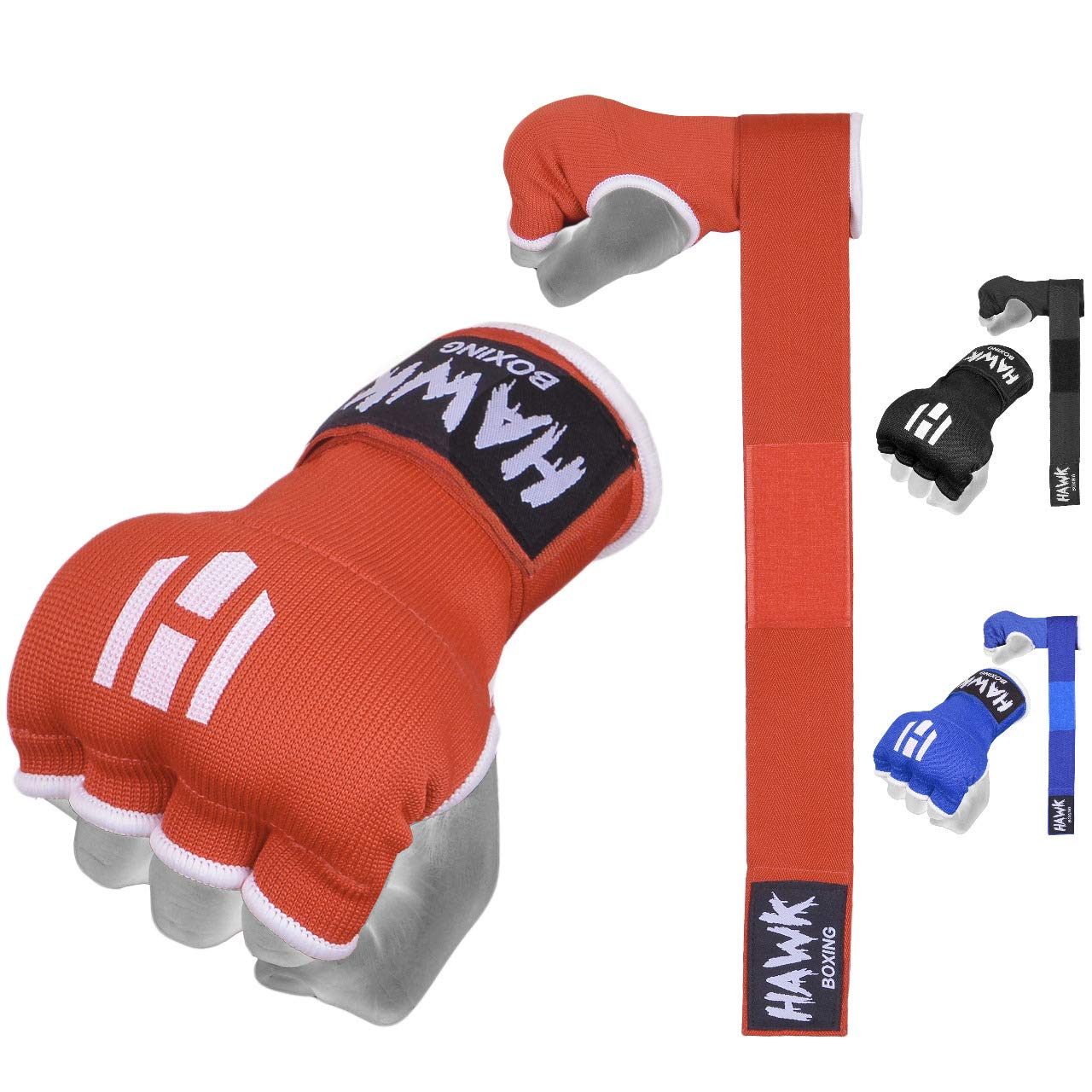 Image result for Hawk Boxing Kickboxing Protector Hand Wrap