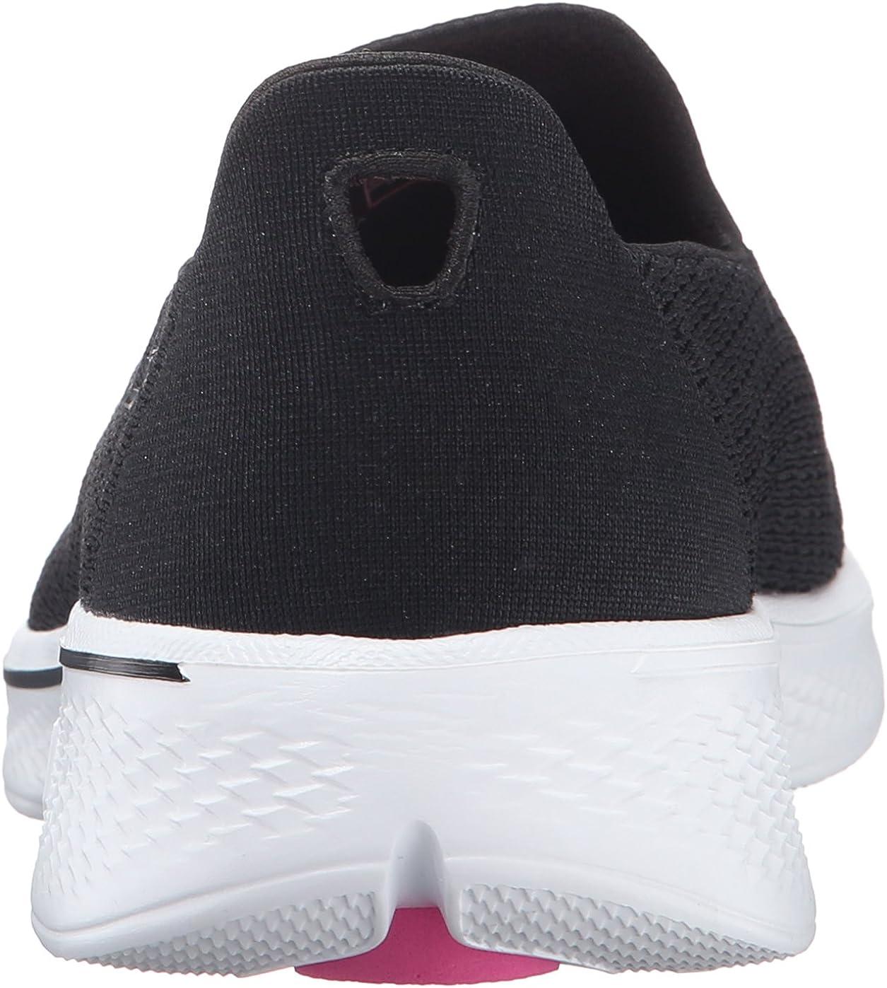 Women's Go Walk 4 Pursuit Low Top Sneakers, , B(M) US, ( )