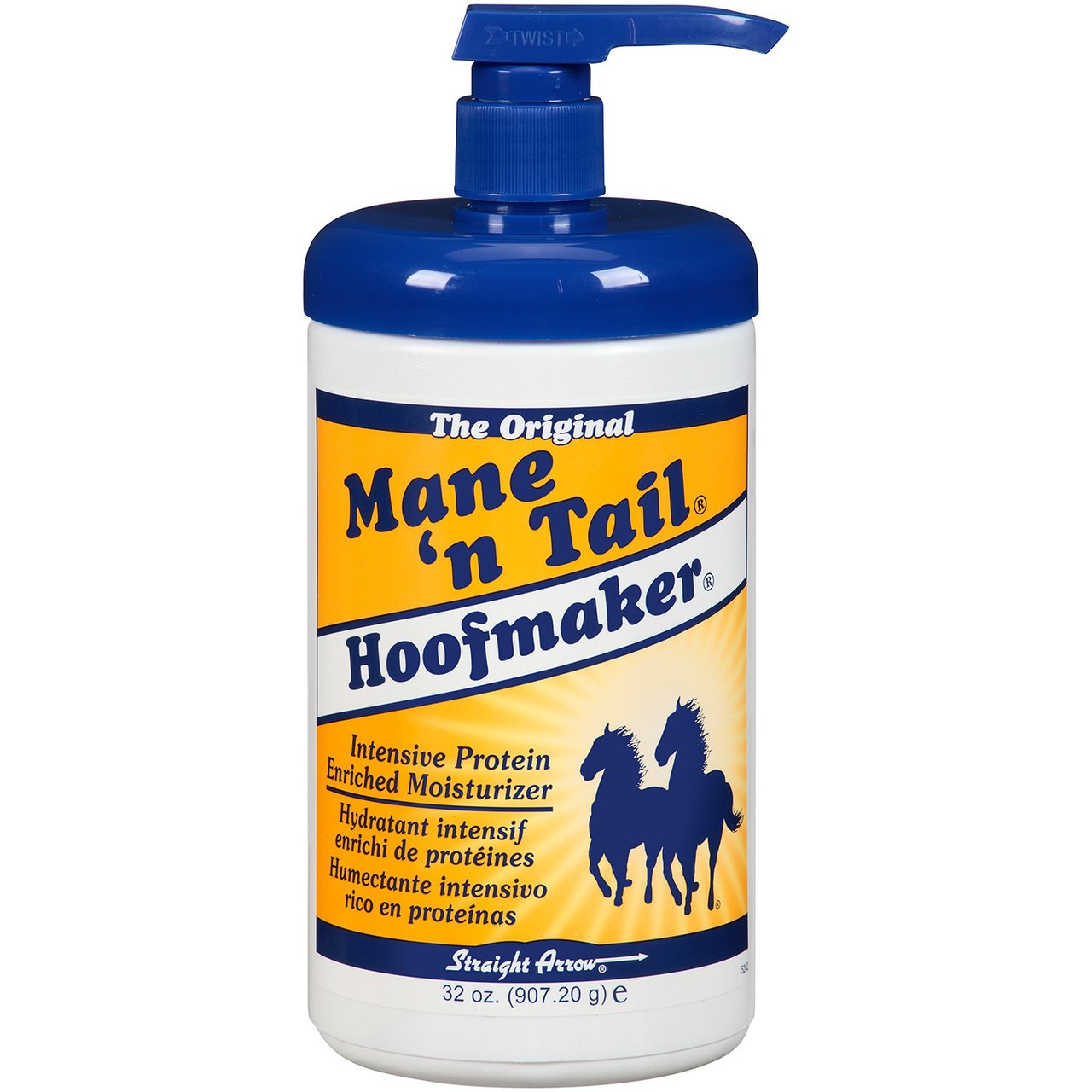Mane 'n Tail Hoofmaker Hand and Nail Therapy (32-oz pump bottle) by Mane 'n Tail