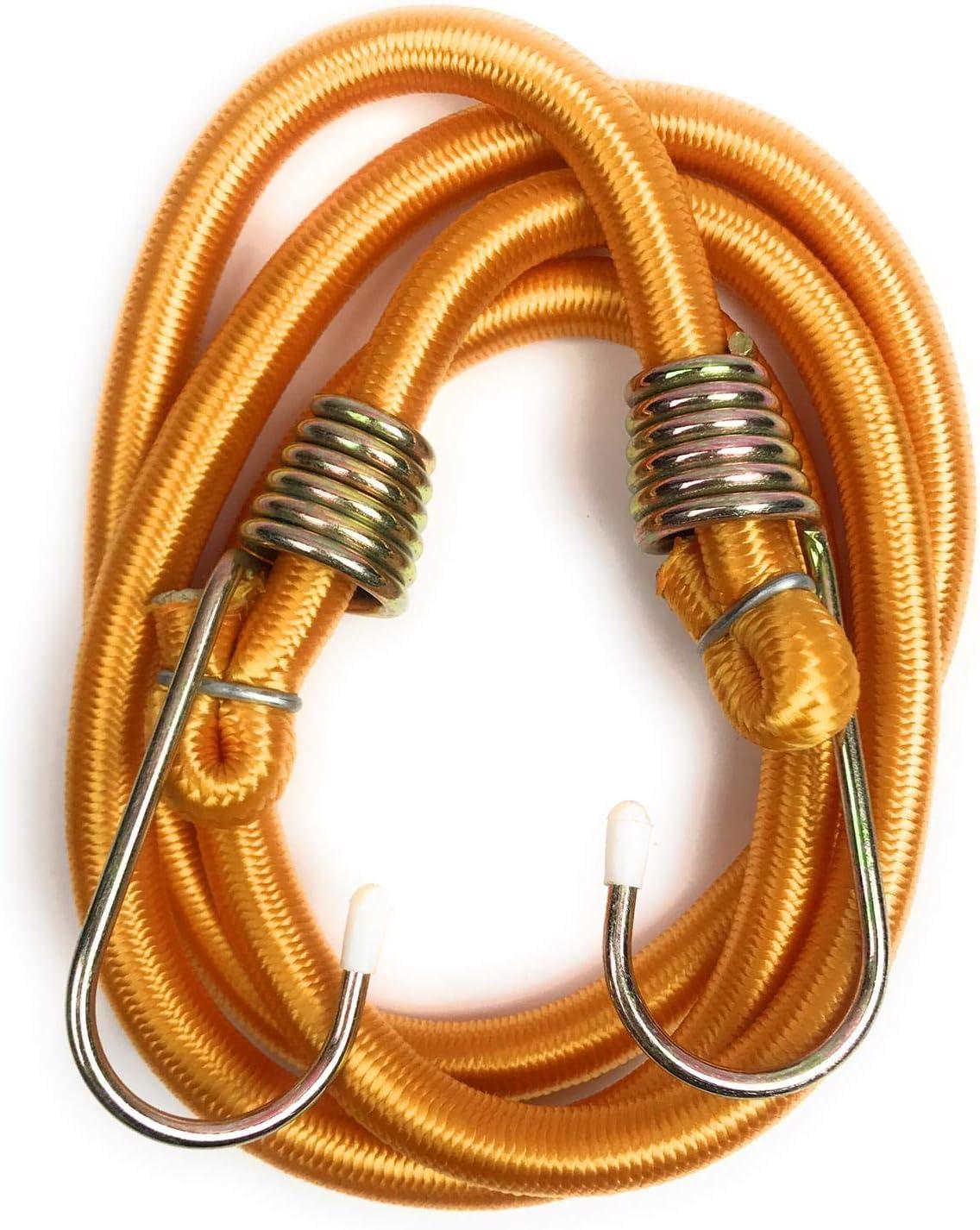 RED, 52 SITARAZ Heavy Duty Elastic BUNGEE CORD 24 /& 52 Travel Luggage Car Roof Stretch Rope UK