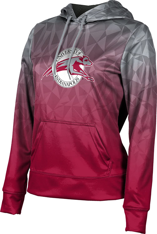 Zoom School Spirit Sweatshirt ProSphere Indiana University Girls Zipper Hoodie